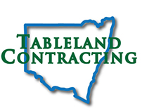 Tablelands Contracting Logo