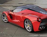 Ferrari -  La Ferrari