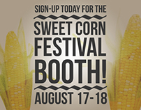 Sweet Corn Festival Announcements
