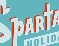 Spartan Holiday Journal