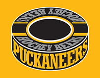 Puckaneers Hockey Beer Campaign