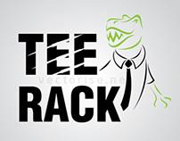 Logo Design | Tee Rack
