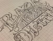 Plaza District - initials