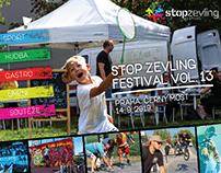 City festival Stopzevling