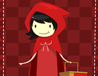 Little Red Clothing Image tease