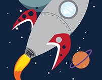 Runaway Rocketship
