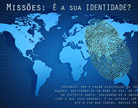 Identidade Visual - XVI Conferência Missionária