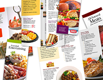 Giant Eagle Brochure Series