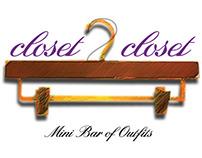 Business Model Concept - Closet 2 Closet Logo