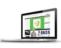 Sportak website