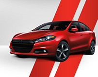 Dodge Dart 2012 - Website Proposal