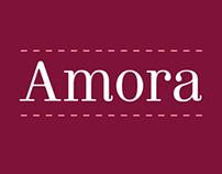 Amora Typeface