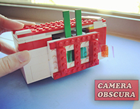 Camera Obscura : Pinhole Camera