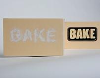 """""""Bake Bake Cake"""" Letter Transmutation"""