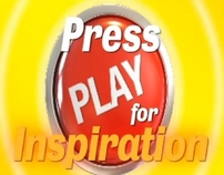 Press Play for Inspiration