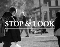 Stop & Look