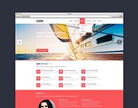 Leon | MultiColor Responsive HTML5 Theme