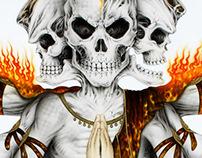 Asura skull