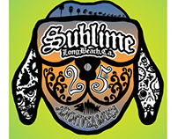 SUBLIME 25TH ANNIVERSARY ENTRIES @ CREATIVE ALLIES