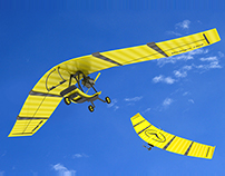 Patrol Ultralight Concept Aircraft