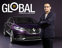 Global - Renault internal magazine