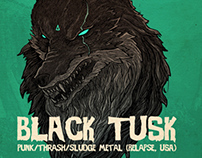 Black tusk flyer
