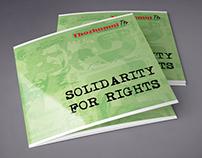 Thozhamai Brochure Design