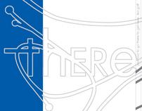 Book design & typographic illustration