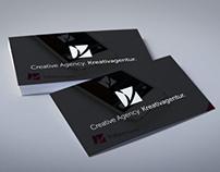 New Vaternam Business Cards
