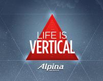 Alpina - Concept Web Design