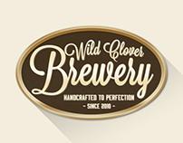WIld Clover  Brewery Logo