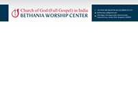 Bethanya Prayer Center - Church Stationary