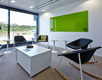 Outotec offices, Finland