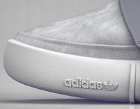 Adidas Yeezy Boost 750 | CGI