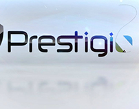 Animation logo Prestigio