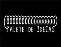 Palete de ideias Logotype