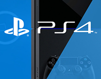 PlayStation 4 Product Page Redesign
