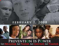 National Black HIV/AIDS Awareness Day 2008 Poster