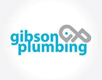 Gibson Plumbing Logo
