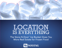 Maytag Point-of-Purchase