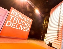 RENAULT TRUCKS NEW GAMMA LAUNCH 2013