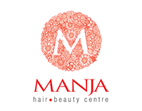 Manja Salon Corporate Identity