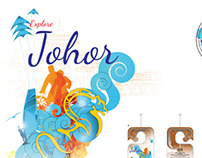 Ministry of Tourism Johore Office Souvenir Design