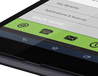 Webcraft Ltd. Mobile Web Portal