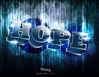 Hope wallpaper