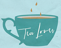 Tea Lover Poster