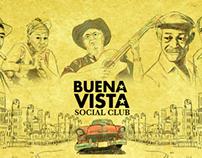 PACKAGING BUENA VISTA SOCIAL CLUB