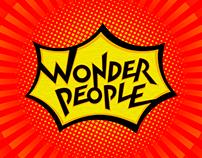 WONDERPEOPLE, Branding
