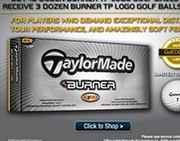 Golfsmith Web Banners