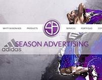 Season Ads Website